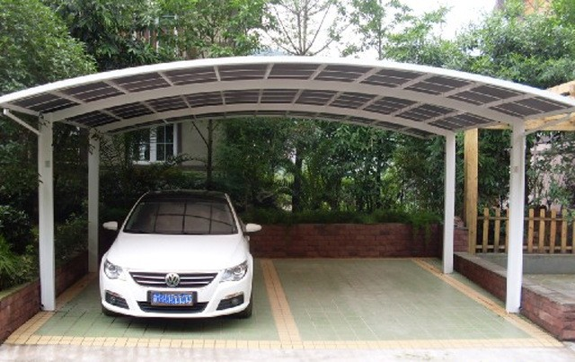Stylish And Luxury Aluminum Awning Carport And Patio
