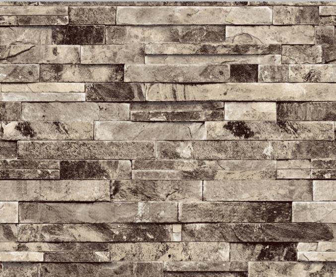 Aliexpress Com Buy New Arrival Vintage Tile Wallpaper 3d