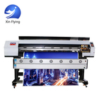 1.8m DX5 head China cheap price 4 colors large format printer eco solvent printer for sale