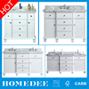 american style high end bathroom vanity furniture