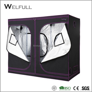 Best Seller Mylar Hydroponic Reflective Indoor Grow Room Greenhouse Garden Tent Growing Box Grow Tent Kit for Plant