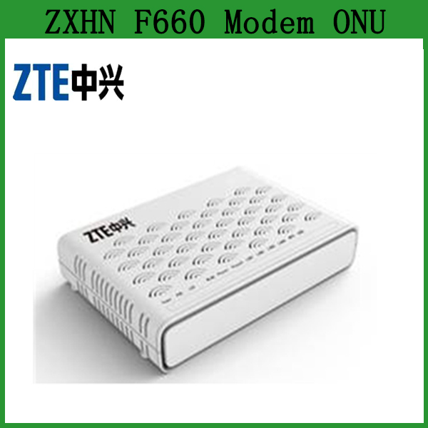 How to login to the zte f660.