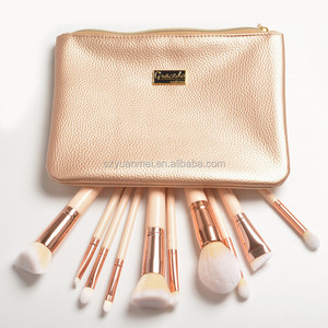 0614dda7db The newest Makeup Brush Set Wholesale 10 Pieces Pink Make Up Brushes