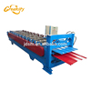 Aluminium Profile Panel Iron Sheet Making Roof Roll Forming Machine