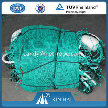 Single - Ship (double - Ship ) Bottom Trawl Nets Of Small Meshes For  Cathing Cephalopods And Shrimps - Buy Trawl Nets,Shrimp Nets Sale,Nets For