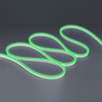 factory wholesale 6mm 8mm 120leds/m silicone neon led strip 12v flex for decoration Lighting