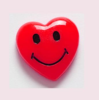 özel Tasarım Kalp şekli Gülen Yüz Buzdolabı Maget Reçine 3d