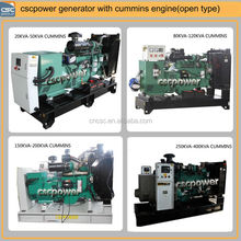 100% payment refund 125kva power plant