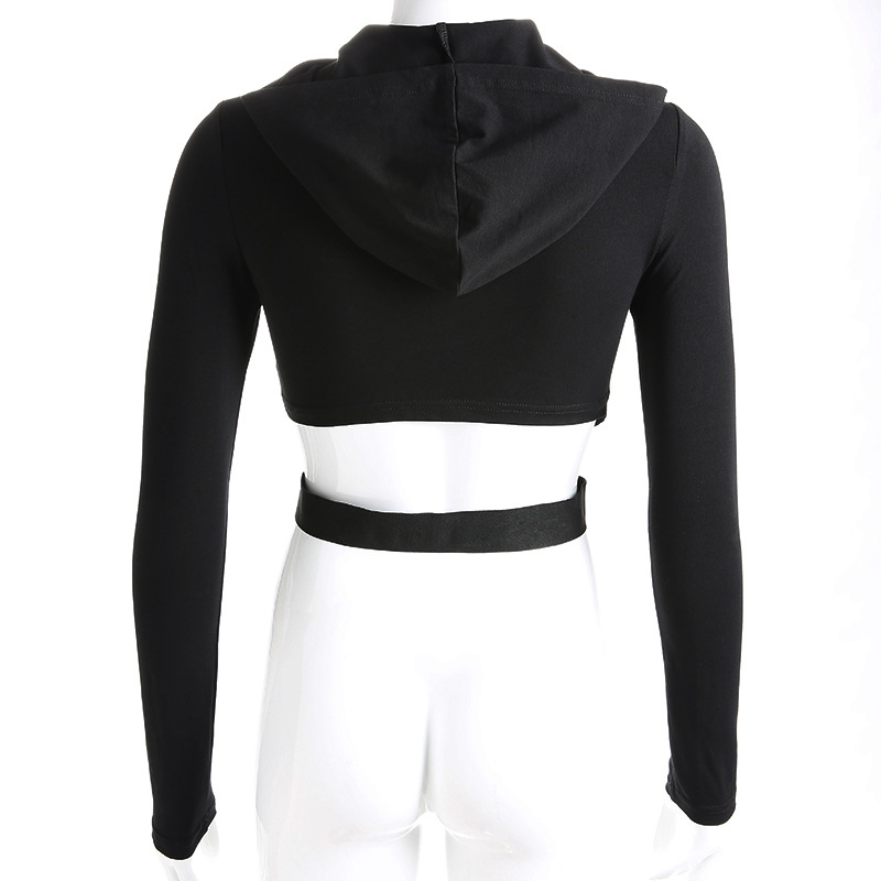 Wholesale Cotton European Fashion Ladies Long Sleeves Sexy Bodycon Shirts for women blouses