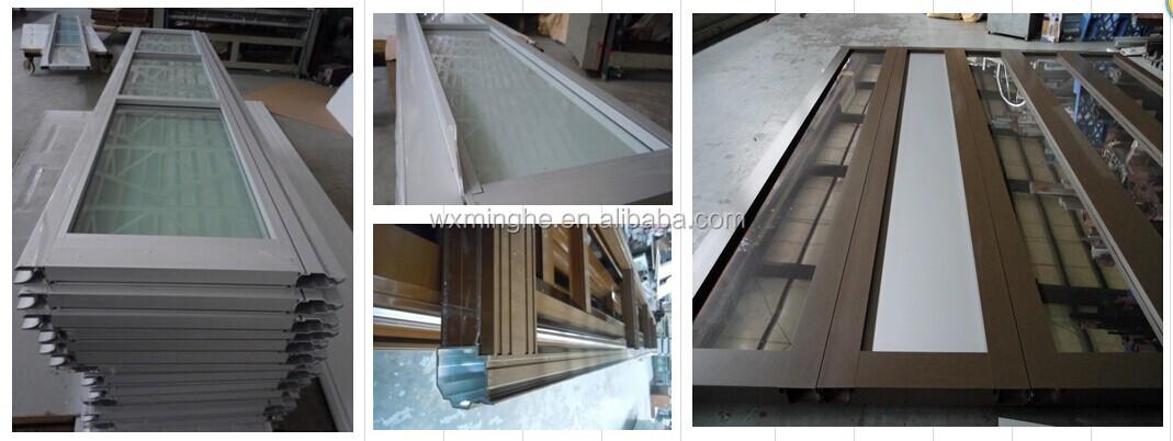 Glass Panels Garage Doors/classic Aluminum Frame Garage Glass Doors/overhead  Glass Garage Doors