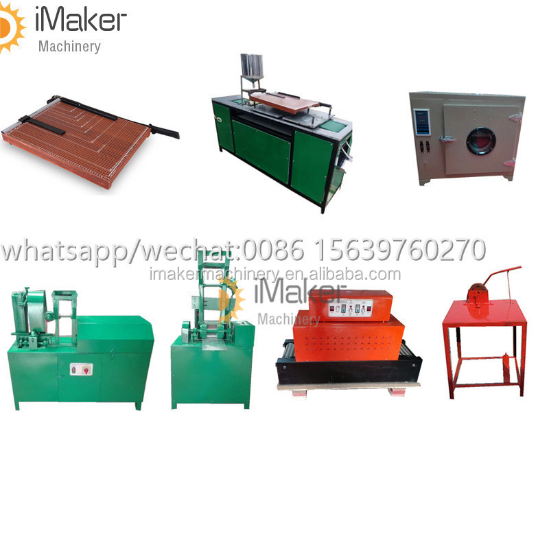 Recycled waste paper pencil machine waste paper pencil making machine
