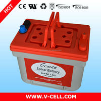 high cycle lead acid rechargeable optima battery 6-FMJ-65