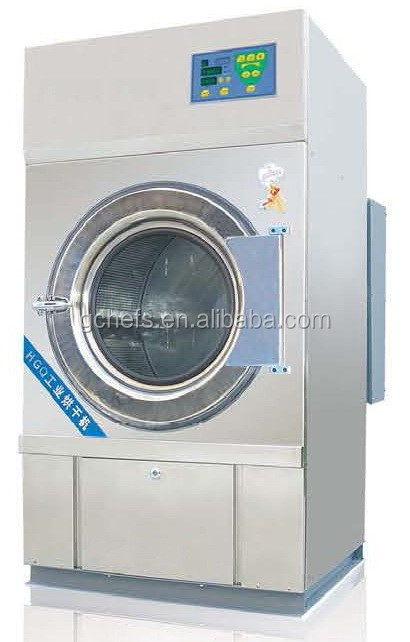 fully stainless steel heavy duty washing machine GOOD prices Commercial Full Automatic Tumble Dryer (35 kg)
