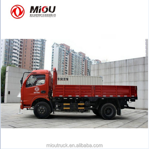 Widely used dump truck dong feng 4x2 dump truck price myanmar