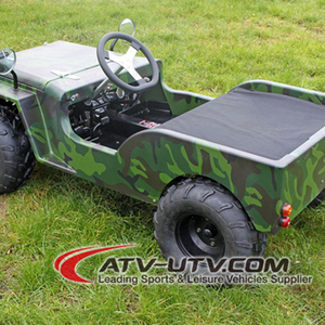 Professional factory good quality atv willys mini willys 800cc 4wd xlt willys