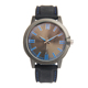 2017 new alloy cheap oem q&q quartz watch water resist 5 bar