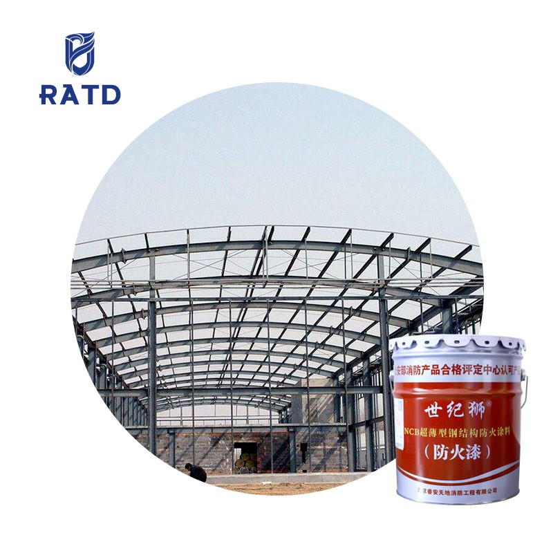 High Quality Fire Retardant Paint Fireproof Paint For