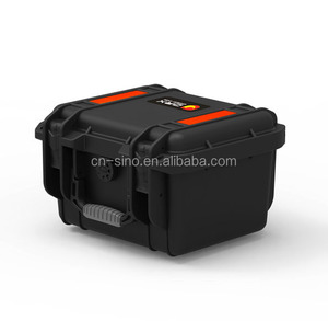 IP67 modified PP Custom protective military Security hard plastic equipment tool case