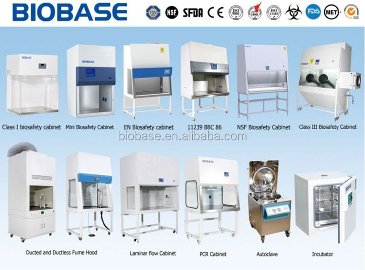 Small CLASS II A CEISO Biosafety Cabinet With HEPA Filter Lab - Biosafety cabinet price