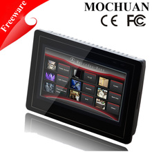 small automation ip65 touch screen monitor hmi programming software