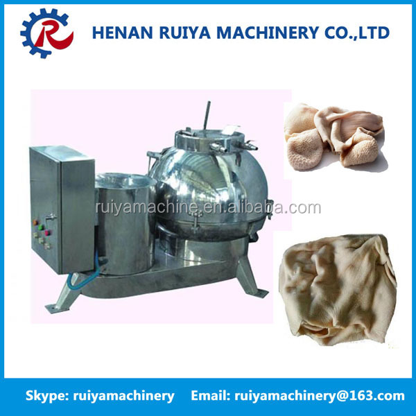 Cow stomach cleaning machine / sheep tripe cleaning machine / beef tripe washing machine