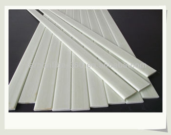 Western Fiberglass Flat Bar Curtain Rodfrp Rod Strip