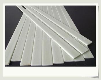 Good Western Fiberglass Flat Bar Curtain Rod,frp Flat Curtain Rod/strip