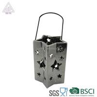 Cylinder Ceramic candle lantern tealight candle holder wedding favors home lantern decorative
