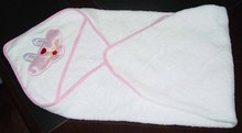 terry cloth baby blanket