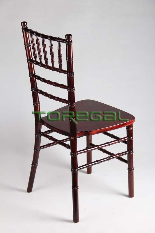 high quality of solid wood sillas chiavari buy