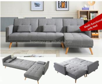 New Transit Modular Sofa & Bed,Contemporary Sloped Arm Design Watson Grey  Linen Upholstered Sofa Bed - Buy New Transit Modular Sofa,Contemporary ...