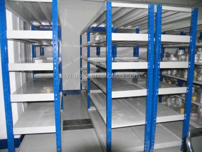 Medium Duty Loading Long Span racking system display rack