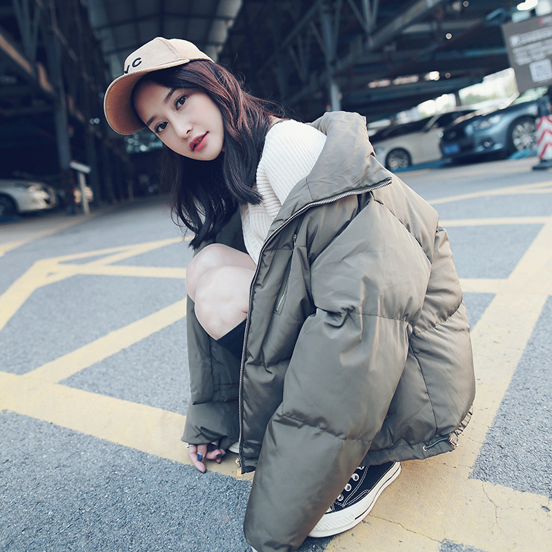 2016 winter coats Korean women winter jackets short paragraph down jacket women thicker winter clothes&jacket wholesale C212