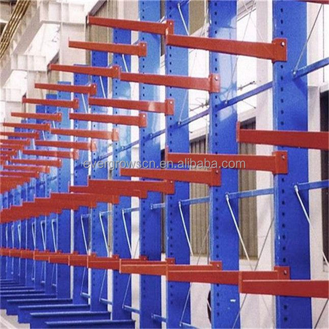 Top Quality Warehouse Storage Cantilevered Shelving