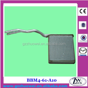 Hgh Quality Auto Parts Car Heater Core For Mazda 3 BBM4-61-A10