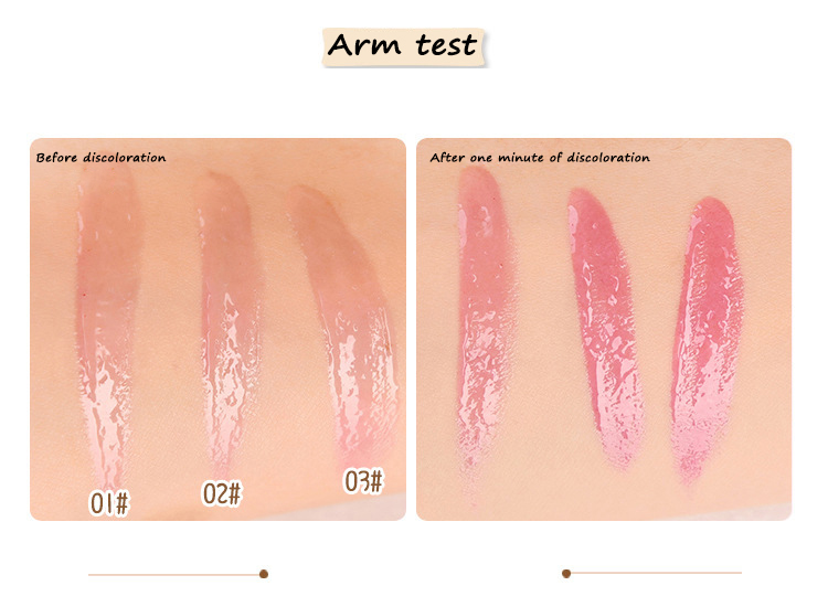 OEM Transparent Lipgloss Moisturizing Lip Gloss