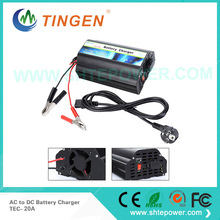 Best Quality 12v 20A Battery Car Charger for lead Acid battery and Gel battery