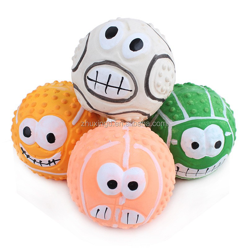 Funny toy for cat, pet rubber balls, pet paradise toys