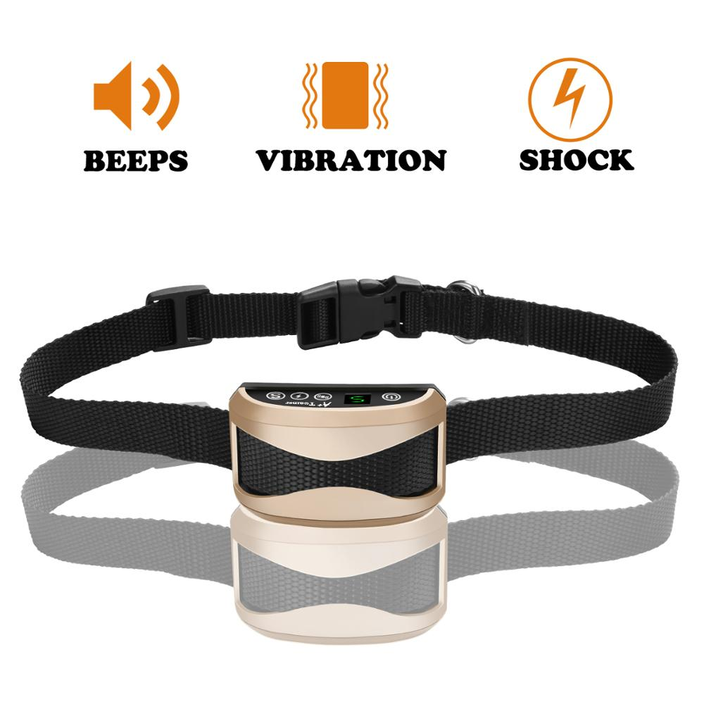 Dog Shock Collar wt772a Vibrator Electric Shock Self Defence