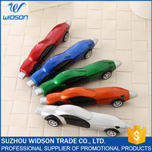 Plastic ball pen car design, creative shape student use promotion gift novelty pen