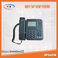 4 sips wifi usb skype voip phone