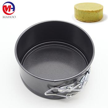 8 Inch Cheesecake Pan Non Stick Springform Pan Leakproof Cake Pan Bakeware Fits