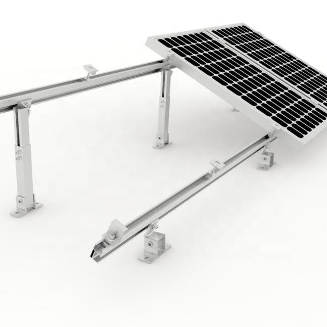 tilting solar panel mounts - 647×647