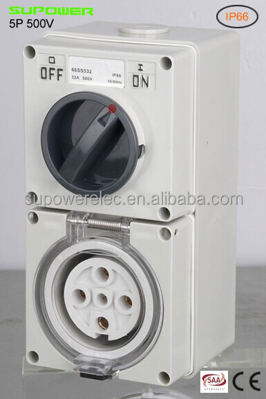 3 phase electrical outlet