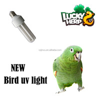 new bird pet product bird UV light for pet birds parrots UVB 2.0