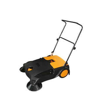 MS40 Newest 800mm Manual Sweeper Hand Propelled Cleaning Machine for Home Garden And Road