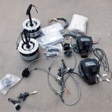Electric Car Wheel Motor Conversion Kit 4000w
