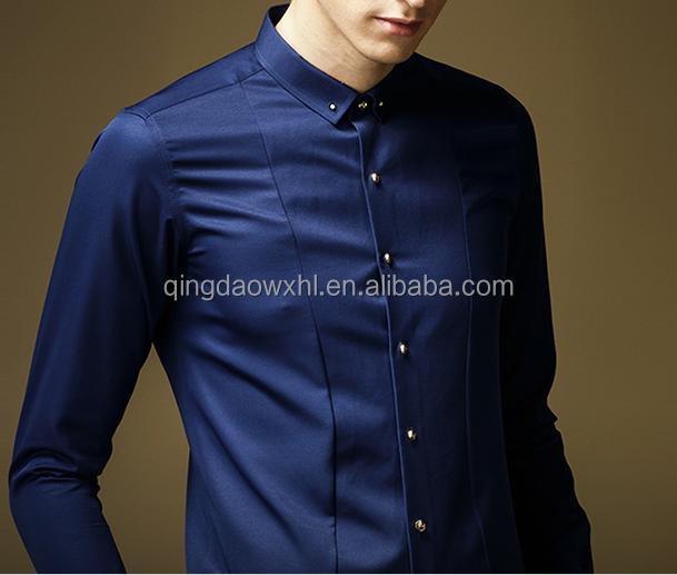 Extrêmement Grossiste chemise moderne pour homme-Acheter les meilleurs chemise  DN43
