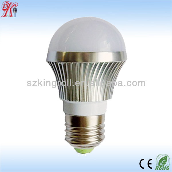 china manufacturer DC 12V 3w led b b with plastic cover