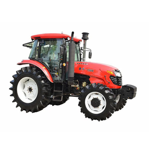 weifang suppliers luzhong-704 engine tractor with used farm tractor tires